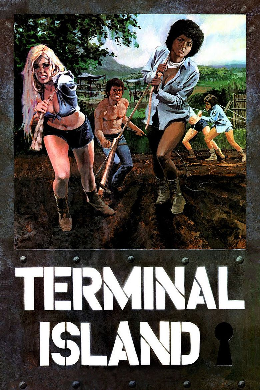Terminal Island (film) movie poster