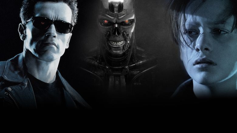 Terminator 2: Judgment Day movie scenes