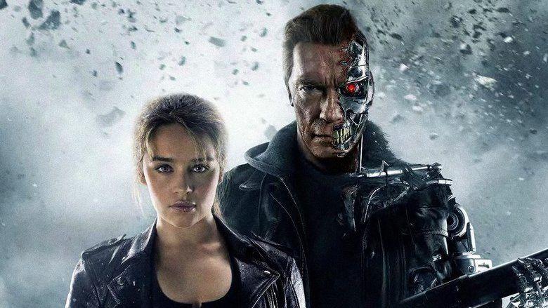 Terminator Genisys movie scenes