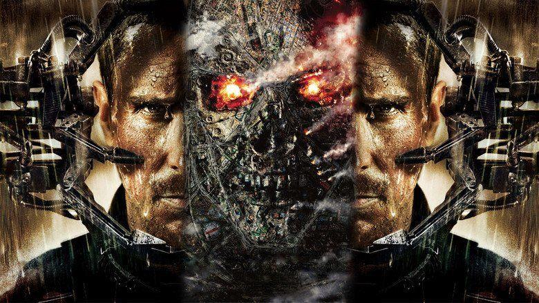 Terminator Salvation movie scenes