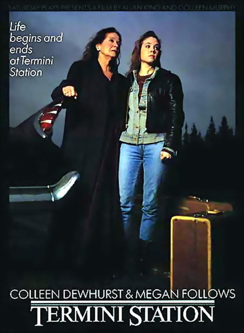 Termini Station (film) movie poster