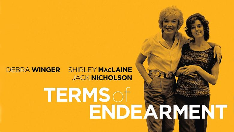 Terms of Endearment movie scenes