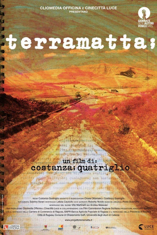 Terramatta movie poster