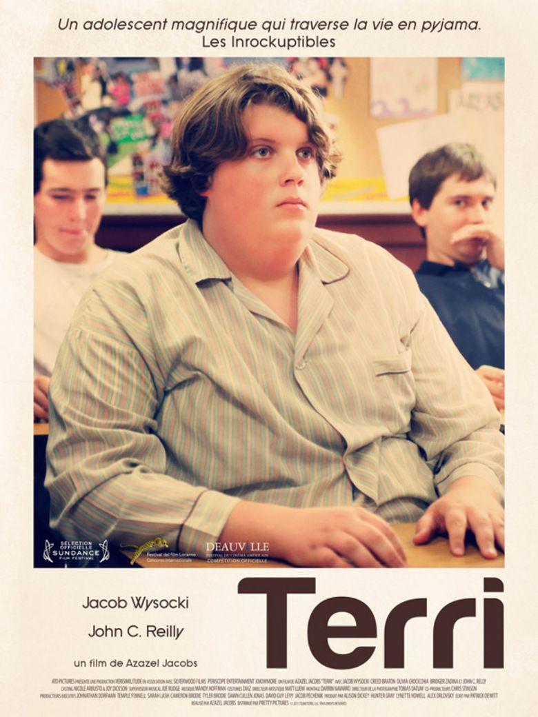 Terri (film) movie poster