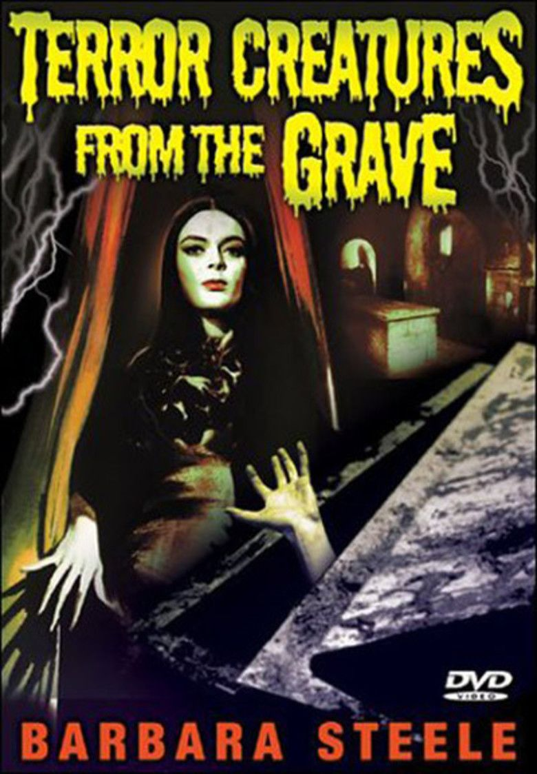 Terror Creatures from the Grave movie poster