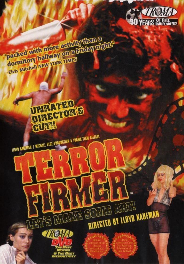 Terror Firmer movie poster