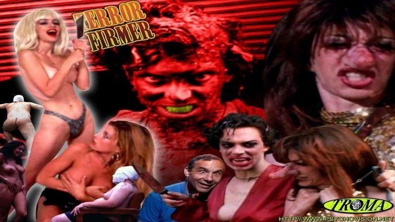 Terror Firmer movie scenes