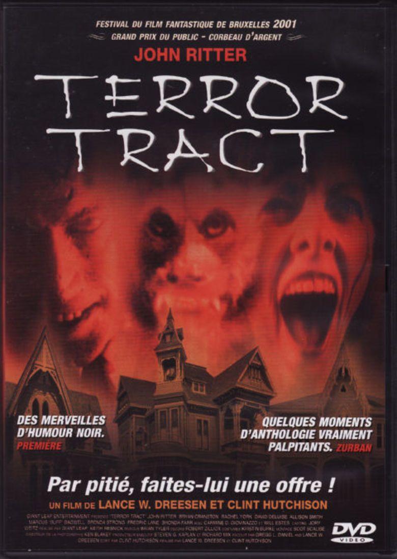 Terror Tract movie poster