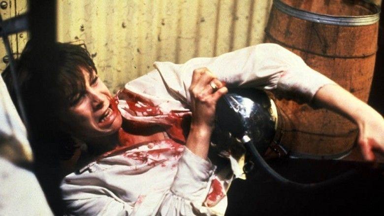 Terror Train movie scenes