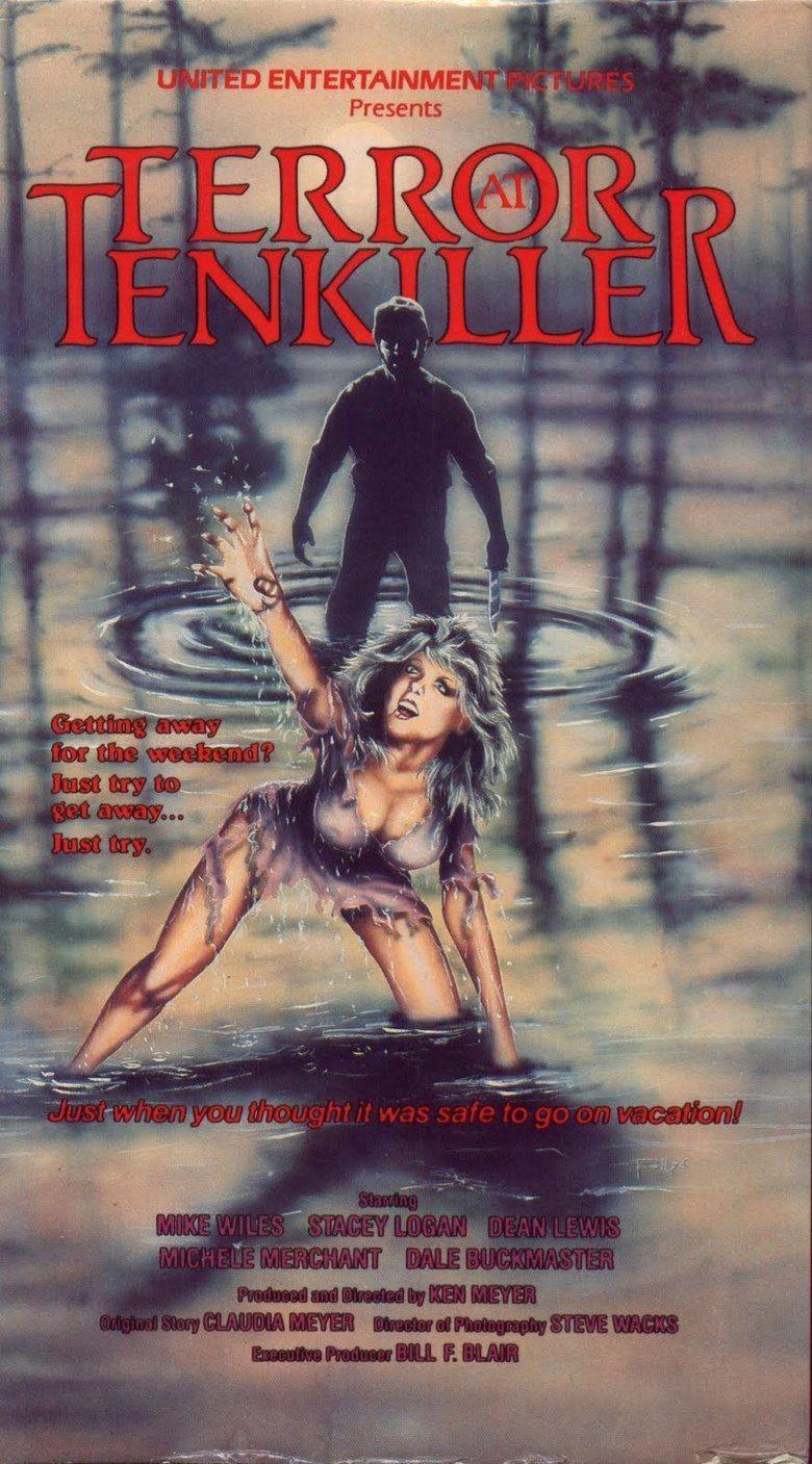Terror at Tenkiller movie poster