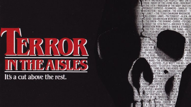 Terror in the Aisles movie scenes