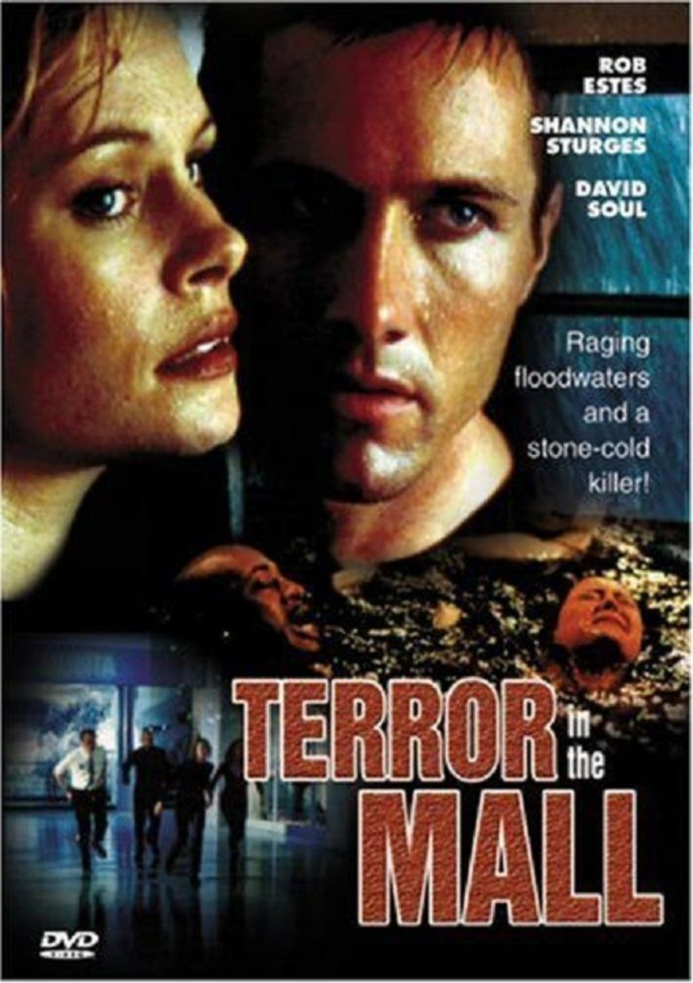 Terror in the Mall movie poster