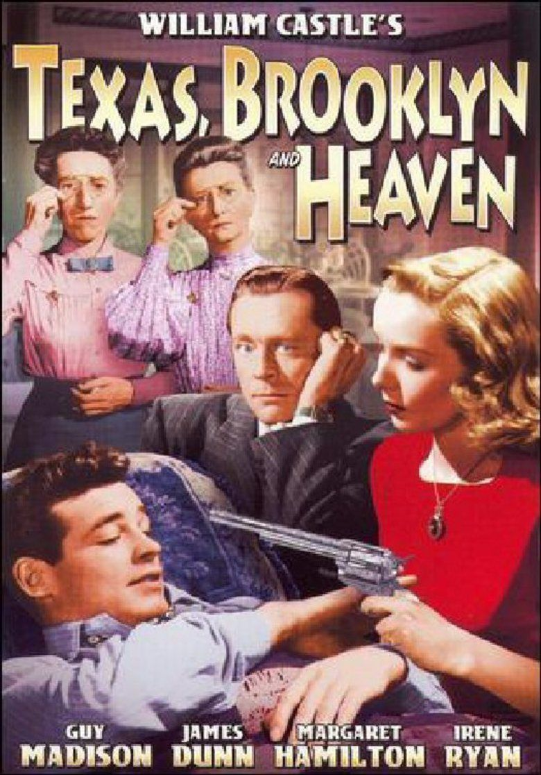 Texas, Brooklyn and Heaven movie poster