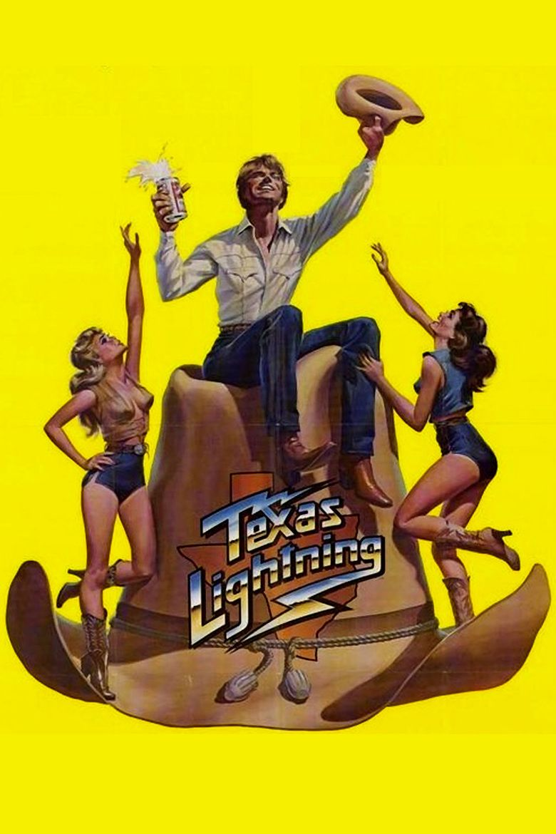 Texas Lightning (film) movie poster