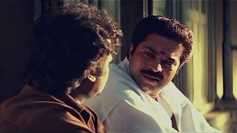 Thalapathi movie scenes