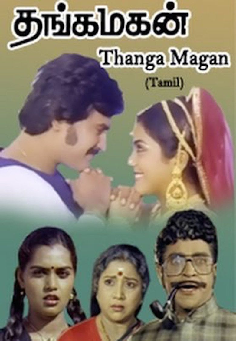 Thanga Magan movie poster
