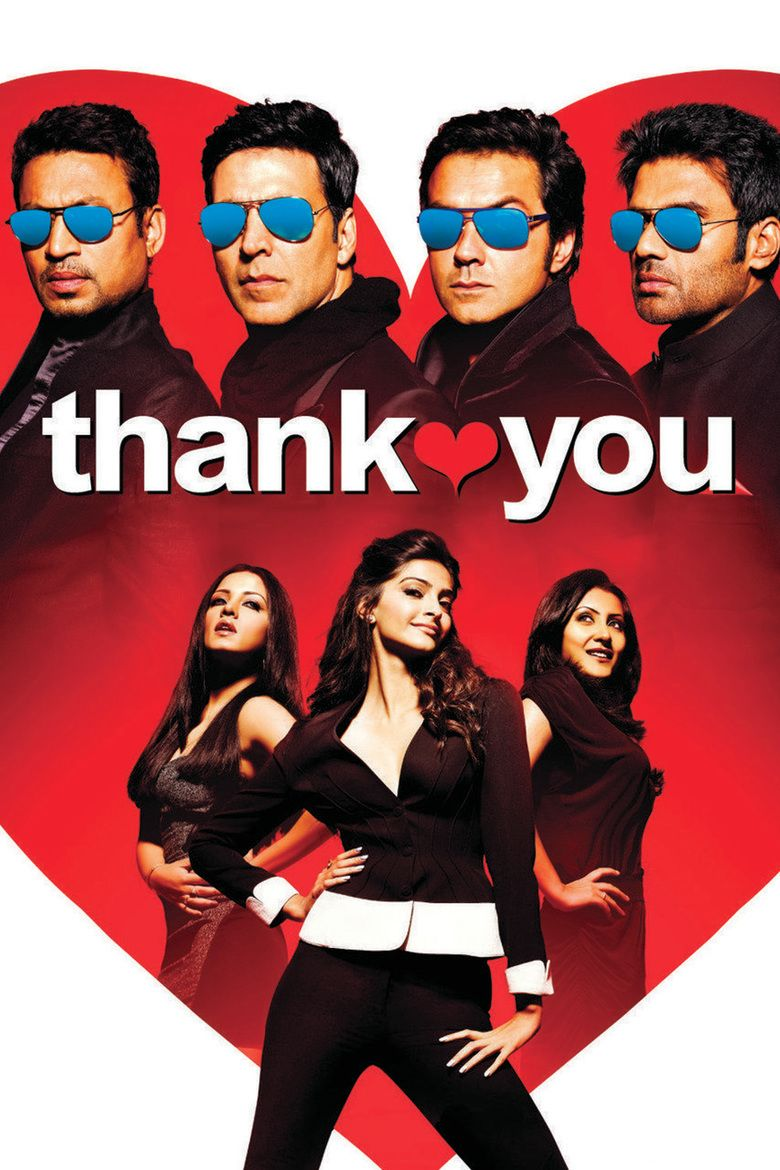 Thank You (2011 film) movie poster