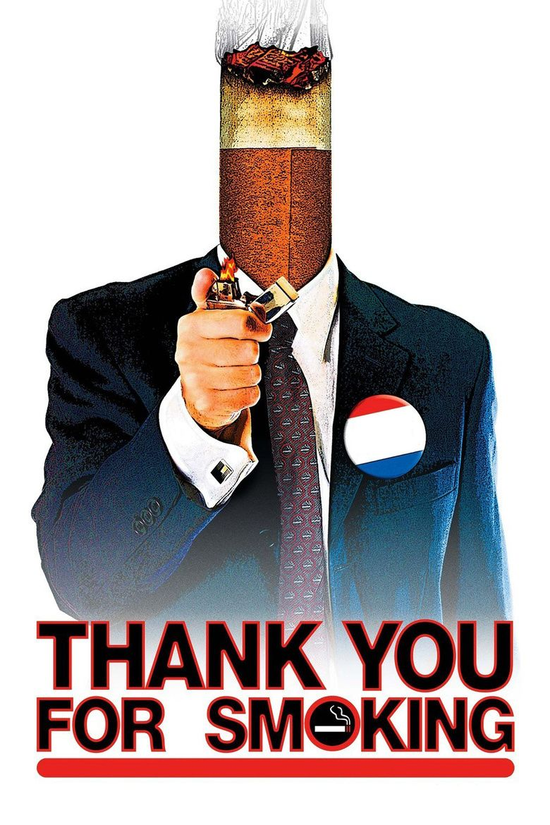 Thank You for Smoking (film) movie poster