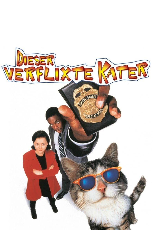 That Darn Cat (1997 film) movie poster