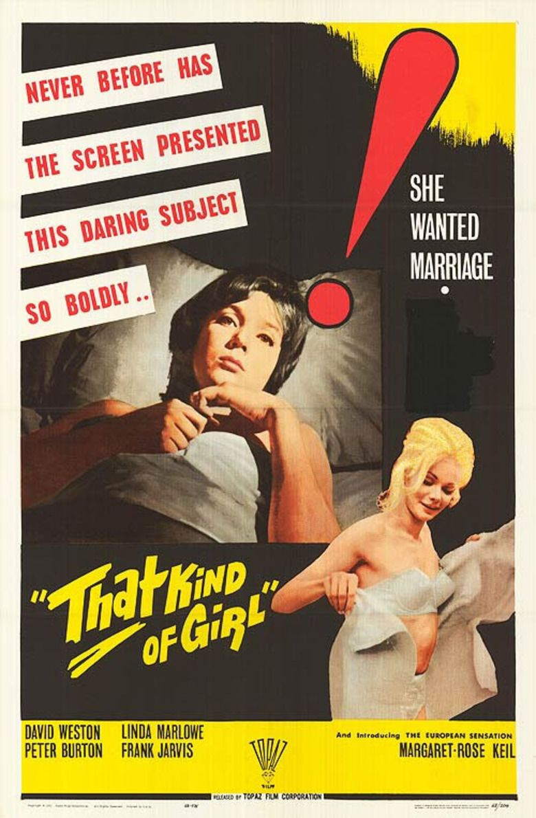 That Kind of Girl movie poster