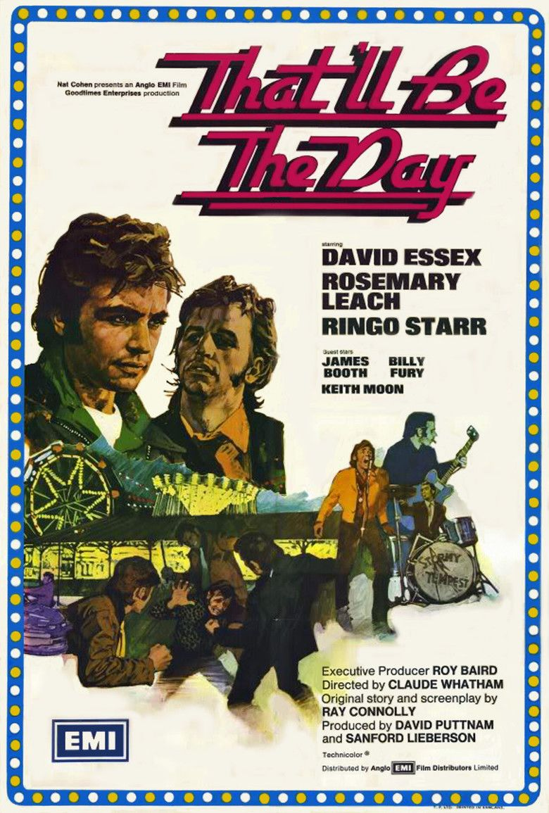 Thatll Be the Day (film) movie poster