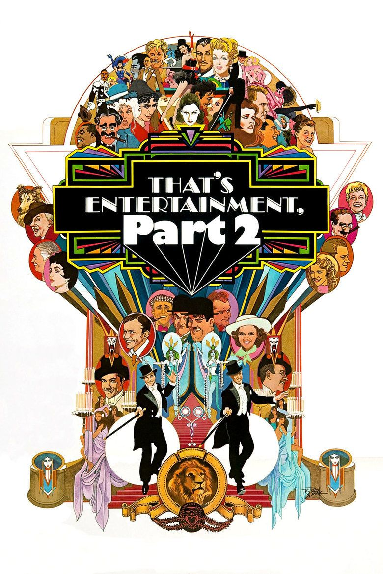 Thats Entertainment, Part II movie poster