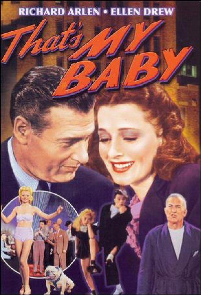 Thats My Baby! (1944 film) movie poster