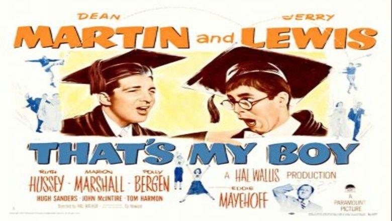 Thats My Boy (1951 film) movie scenes