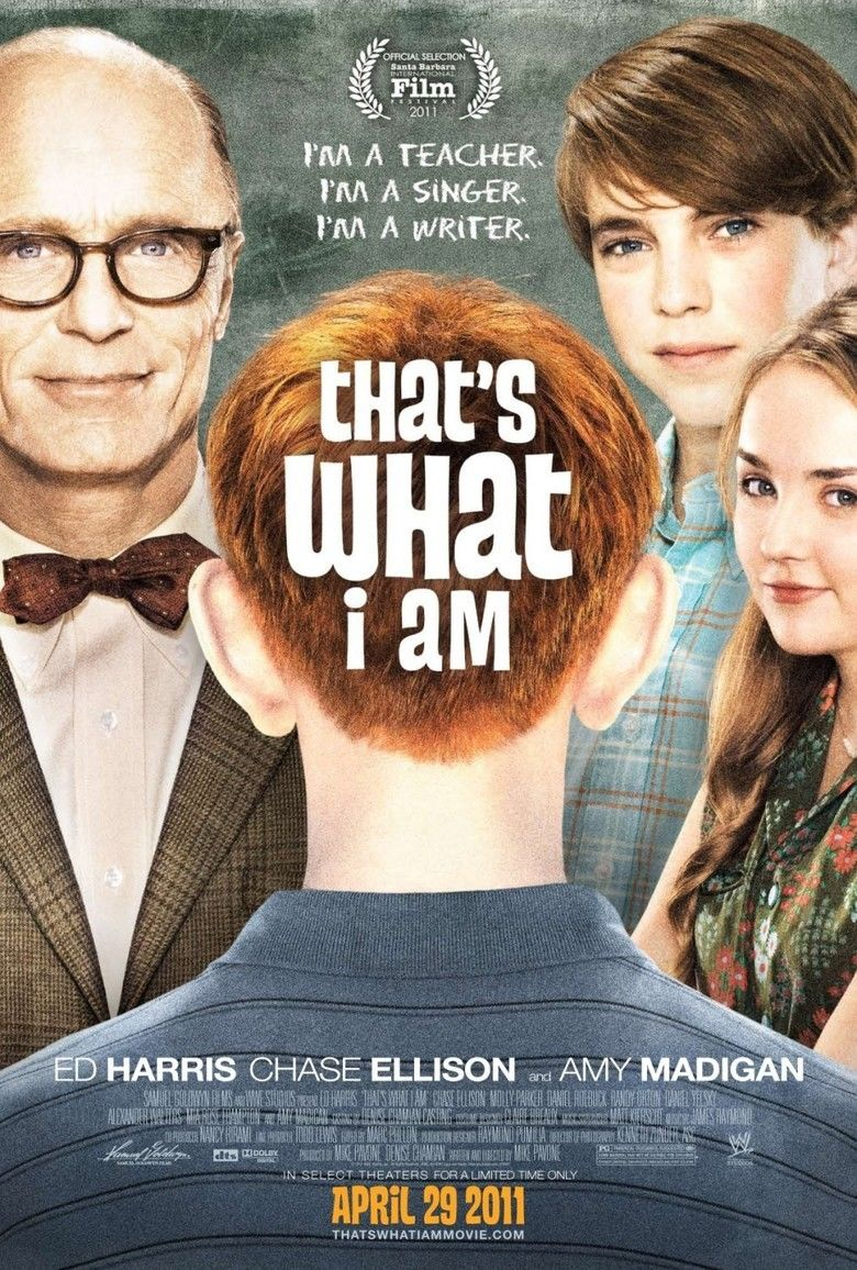 Thats What I Am movie poster
