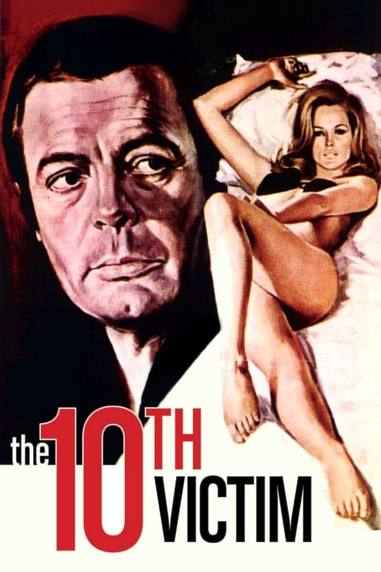 The 10th Victim movie poster