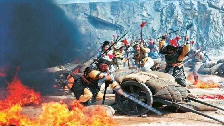 The 14 Amazons movie scenes