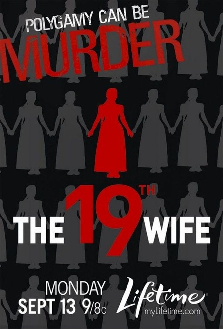 The 19th Wife (film) movie poster