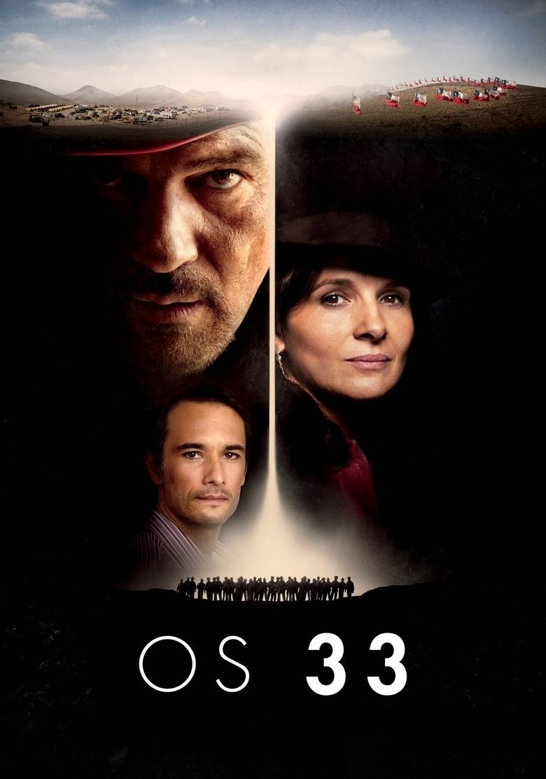 The 33 (film) movie poster