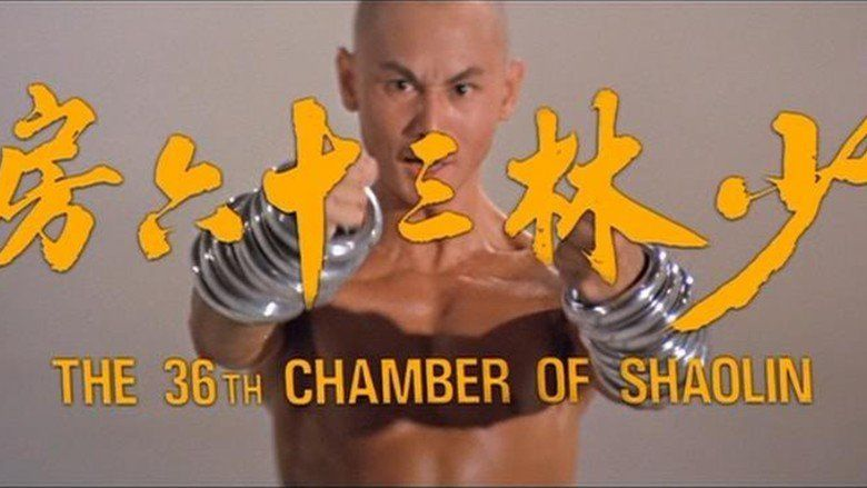 The 36th Chamber of Shaolin movie scenes