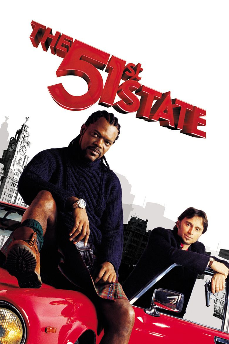 The 51st State movie poster