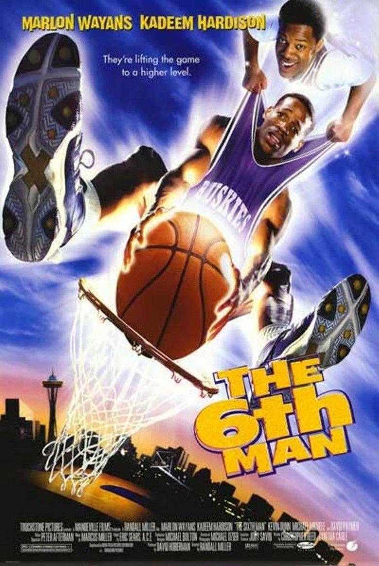 The 6th Man movie poster