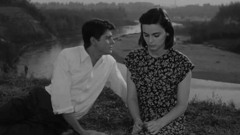 The Abandoned (1955 film) movie scenes