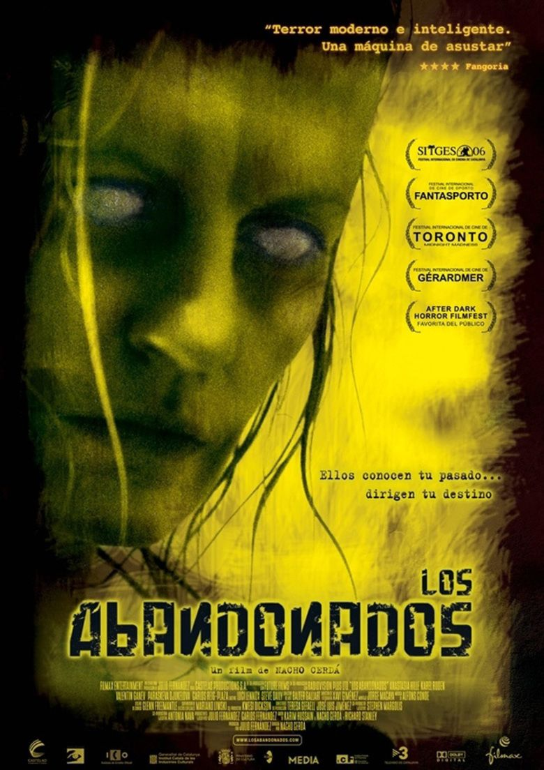 The Abandoned (2006 film) movie poster