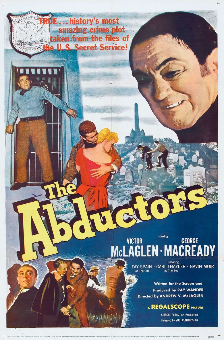 The Abductors movie poster