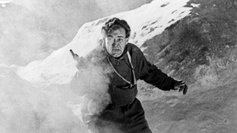 The Abominable Snowman (film) movie scenes