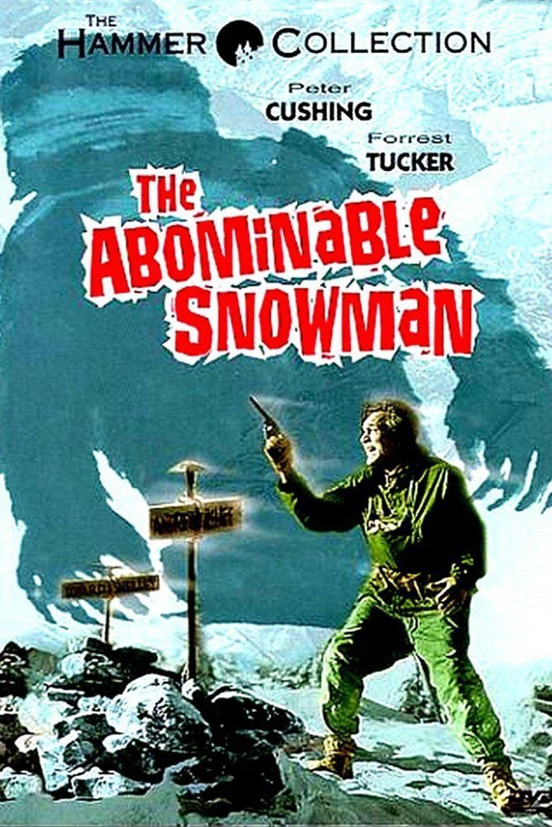 The Abominable Snowman (film) movie poster
