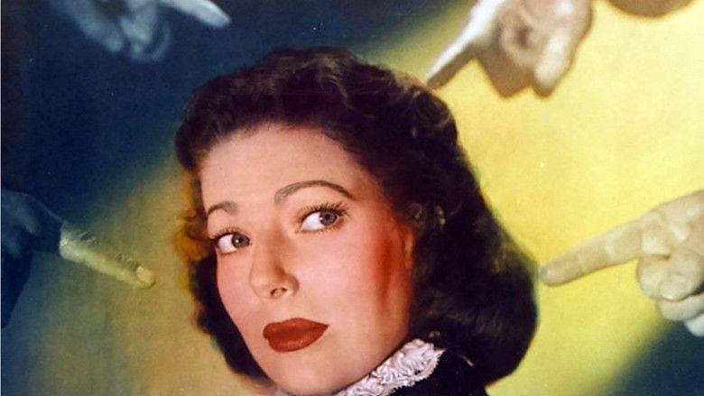 The Accused (1949 film) movie scenes