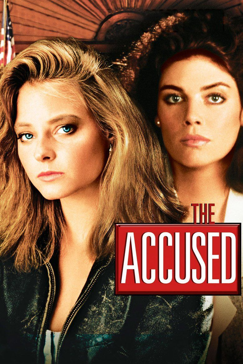 the accused film the social encyclopedia the accused 1988 film movie poster