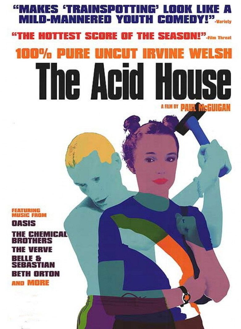 The Acid House (film) movie poster