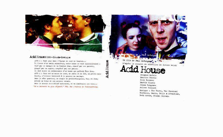 The Acid House (film) movie scenes