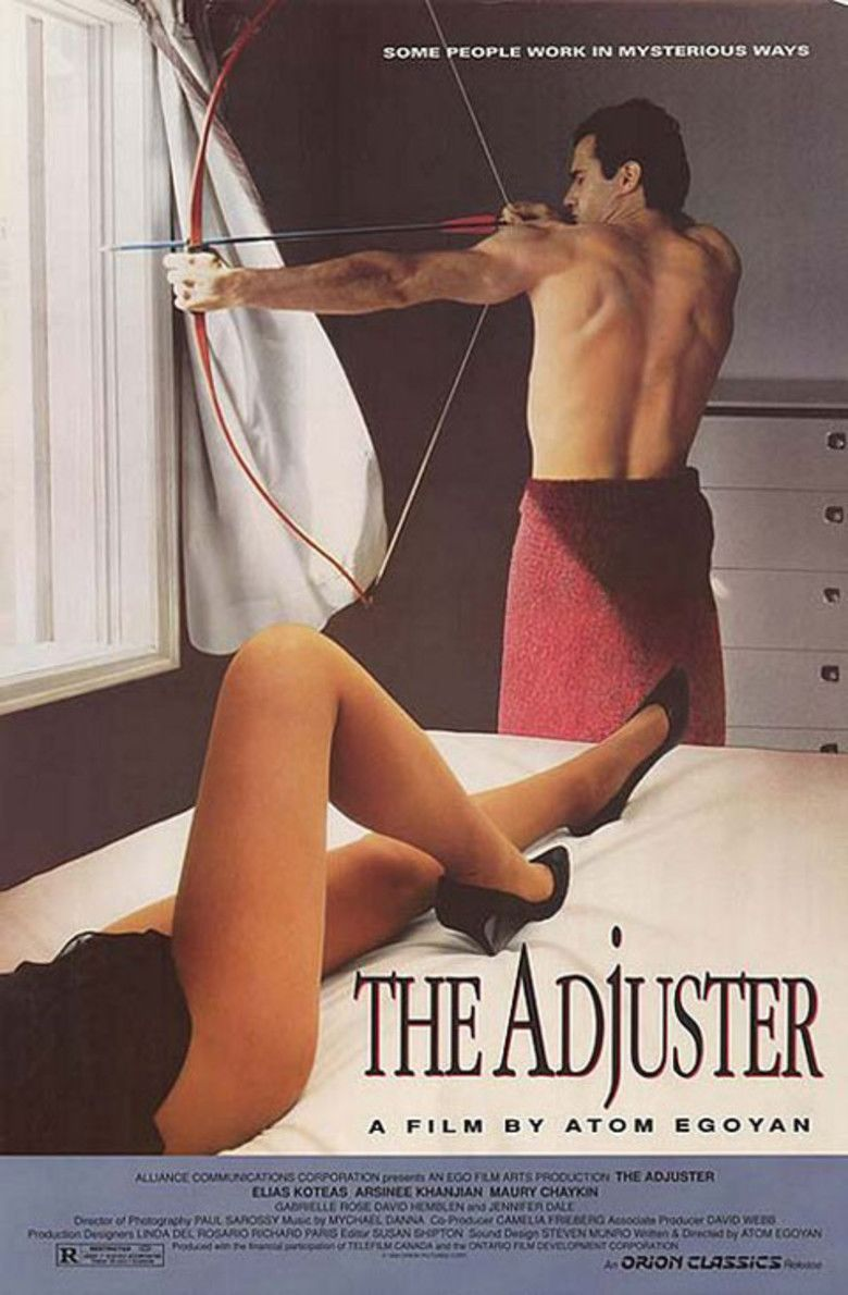 The Adjuster movie poster