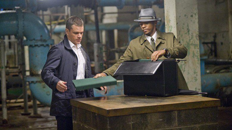 The Adjustment Bureau movie scenes