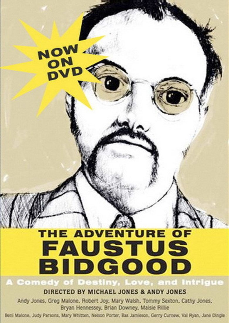 The Adventure of Faustus Bidgood movie poster
