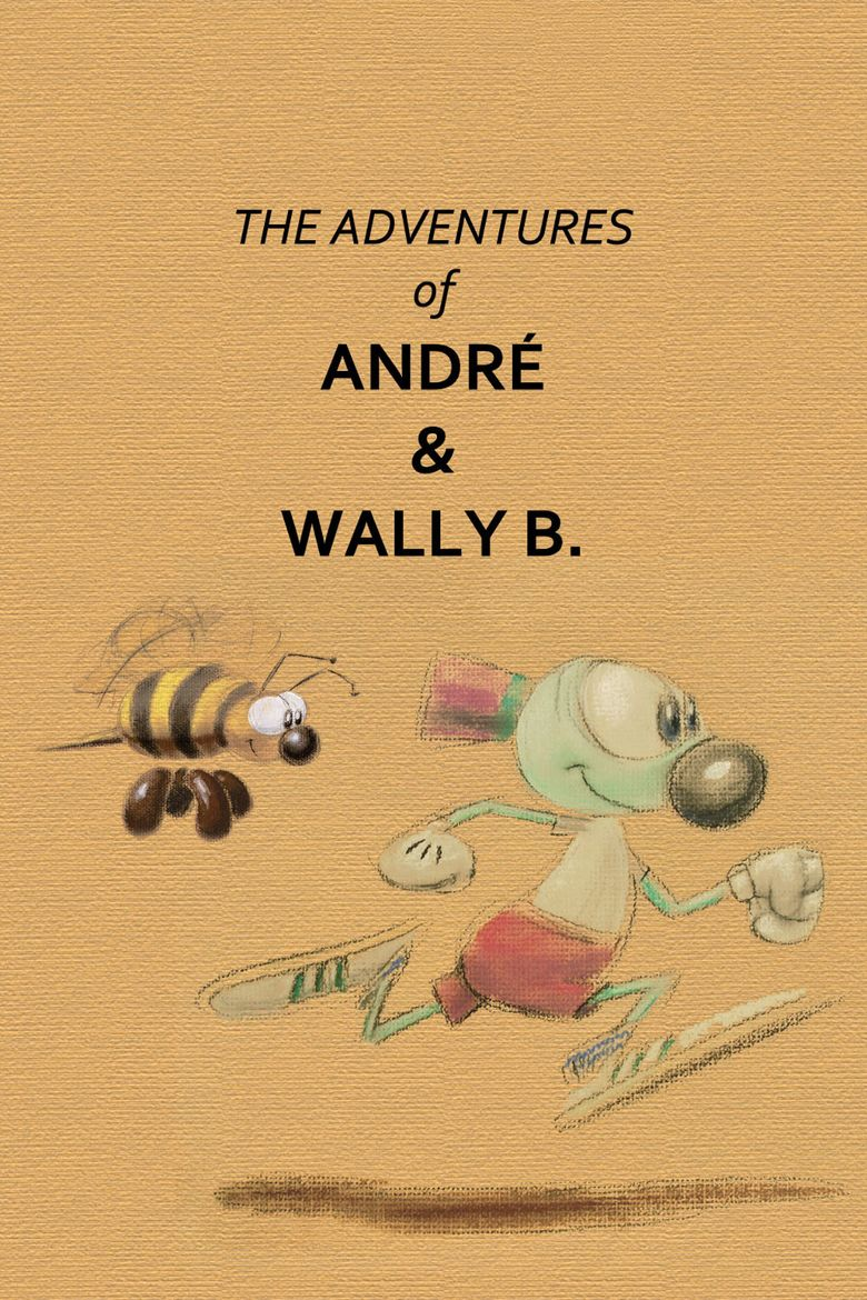 The Adventures of Andre and Wally B movie poster