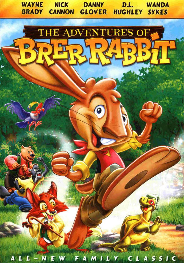 The Adventures of Brer Rabbit movie poster